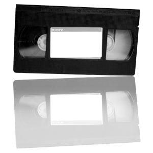 Copie cassette vidéo